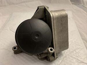 BMW N20 N52 Oil Filter Cooler Housing E81 E90 E60 F10 F25 F30 X3 OEM