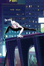 SPIDER-GWEN AKA GHOST SPIDER #1 1:10 ANIMATION VARIANT (24/10/2018)