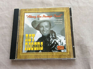 ROY ROGERS : Along The Navajo Trail : CD- :ORIGINAL RECORDINGS 1945-47