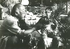 PAT MORITA RALPH MACCHIO THE  KARATE KID 1984 VINTAGE PHOTO ORIGINAL #7