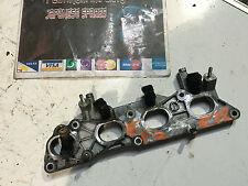 Honda Civic 01-05 1.6 vtec d16v1 petrol fuel injector rail housing unit plate