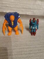 Vintage Transformers 1989 Takara G1 MONSTRUCTOR Icepick