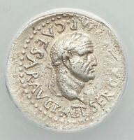 Roman Empire Year of 4 Emperors: Galba July 68-Jan69AD AR Quinarius ANACS EF 40