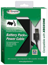 Xtreme Videogames Set Battery + Cable 65425 x Pad XBOX-ONE IT IMPORT