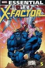 Essential X-Factor: Vol. 5  Louise Simonson ,Jim Lee