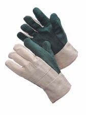 Green Heavy Weight Hotmill 30Oz With Burlap Lining, Nap Out Canvas Work Gloves