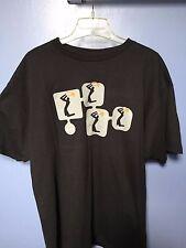 Nike BasketBall Graphic T-Shirt Size Men's L Black