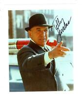 TELLY SAVALAS AUTOGRAPHED 8X10 COLOR PHOTO REPRINT (FREE SHIPPING)*
