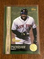 2000 World Series Topps Baseball Base Card #54 - Darryl Hamilton - New York Mets