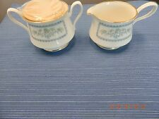 Lenox Oxford Fontaine sugar and creamer