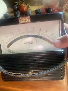Vintage Colectectable Amperes Menter