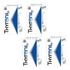 Herbal Thyroid Supplements For Men And Women Thyronil 120 Capsules