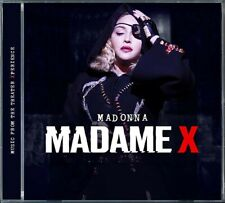 Madonna Madame X: Music From The Theater Experience (Live) CD