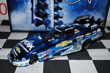 JOHN FORCE 2016 BOWTIE CHEVROLET CAMARO FUNNY CAR COLOR CHROME 1 OF 158 NHRA