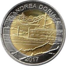 """Burkina Faso 50 Francs 2017 """"Andrea Doria"""""""