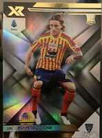 2019-20 Panini Chronicles Jacopo Petriccione XR Rookie RC US Lecce
