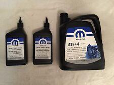 ATF+4 Automatic Transmission & NV247 Transfer Case Fluid Jeep,Chrysler,Dodge,