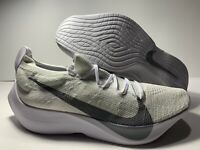Nike Vapor Street Flyknit Mens Size 13 US White Wolf Grey AQ1763-100 $180