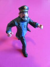020 - Figurine Tintin - Capitaine Haddock - Plastoy