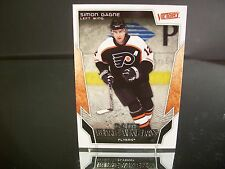 Insert Simon Gagne Upper Deck Victory 2002 Card #GB14 GAME BREAKERS Philadelphia