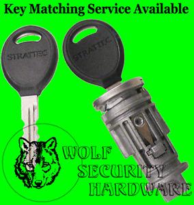 Dodge Plymouth Ignition Key Switch Lock Cylinder Tumbler Barrel 2 REGULAR Keys