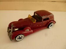'35 Classic Caddy - Red - 1981 - Hot Wheels - Malaysia