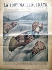 La Tribuna Illustrata 6 Luglio 1924 Ras Tafari Bottecchia Madonna Grazie Palio