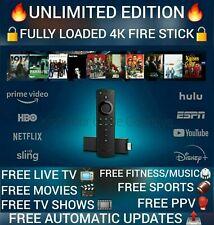 Amazon Fire TV Stick 4K (Latest Release) Media Streamer w/ Alexa Voice Remote