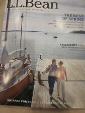 LL BEAN L.L. BEAN SPRING 2016 CATALOG THE BEST OF SPRING BRAND NEW