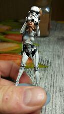Classic Star Wars White female figure Resin Model Kit  75MM
