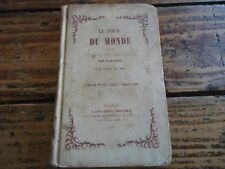 LE TOUR DU MONDE DES VOYAGES 1841 - TURQUIE D' ASIE PERSE INDOUSTAN