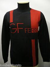 Maglia uomo dolcevita collo alto lana sweater man GF FERRE a.5F2831 T.S c.V001