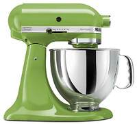 KitchenAid Stand Mixer tilt 5-Quart RRk150ga Artisan Green Apple