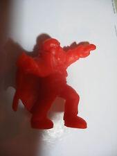 MATCHBOX panini Monster In My Pocket  n° 38 THE PHANTOM red rouge