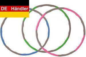 HULA HOOP Reifen Schaumstoff Bauchtrainer Fitness Training 1 kg Ø96 cm Gymnastik