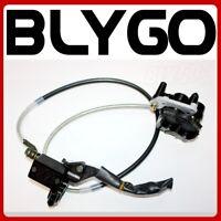 Hydraulic Front Disc Brake Caliper System + Pads 125cc 160cc PIT PRO Dirt Bike