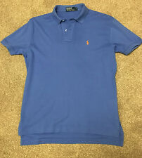 Precioso Polo Ralph Lauren Golf Royal Azul Camisa Polo S pequeño coste de £ 65