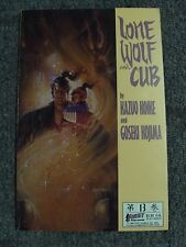 Lone Wolf and Cub #13 - Paperback (1988) * First Publishing *