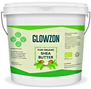 1KG✔️ 500G✔️ Shea Butter Unrefined✔️ 100% Pure Raw & Natural Certified Organic