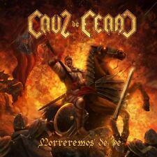 CRUZ DE FERRO – Morreremos de Pé CD IronSword Portugal Leather Synn Ravensire