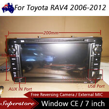 "7"" Car DVD GPS Navi Stereo For Toyota RAV4 2006-2012"