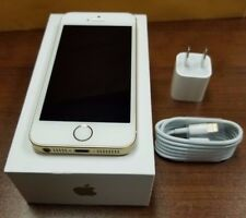IN OEM Box Apple iPhone SE - 128GB - Gold (GSM Global Unlocked) . Excellent