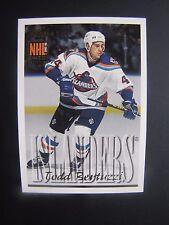 Todd Bertuzzi 1995-96 Topps Rookie Card # 339. New York Islanders