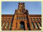 Berlin Rotes Rathaus Souvenir Magnet,Kühlschrank,7,5 cm