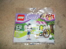 Lego Friends Ice Cream Stand with Emma New