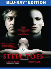 Steel Toes [Blu-ray],New DVD, David Strathairn, Andrew Walker, Marina Orsini, Iv