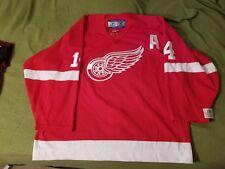 BNWT Detroit Red Wings Reebok 6100 Brendan Shanahan #14 jersey size 56
