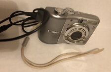 Canon PowerShot A1100 IS 12.1MP Digital Camera~ Silver