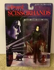 New Edward Scissorhands Action Figure 1999 Yellow Submarine Rare Johnny Depp NIP