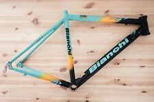 VINTAGE BIANCHI REPARTO CORSE 50cm SL3 Alloy Frame - HAIRLINE CRACK